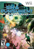 Wii - Sin & Punishment: Star Successor