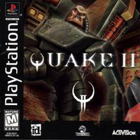 PLAYSTATION - Quake II