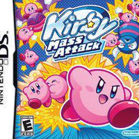 DS - Kirby Mass Attack
