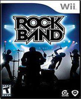 Wii - Rock Band