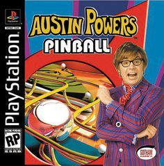 PLAYSTATION - Austin Powers Pinball