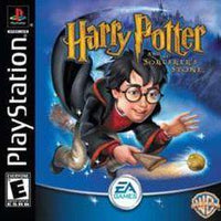 PLAYSTATION - Harry Potter and the Sorcerer's Stone