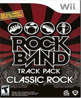 Wii - Rock Band Classic Rock Track Pack