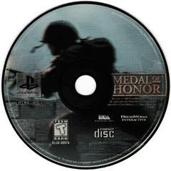PLAYSTATION - Medal of Honor