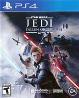 PS4 - Star Wars Jedi: Fallen Order