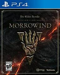 PS4 - The Elder Scrolls Online: Morrowind