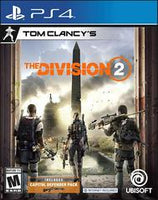 PS4 - Tom Clancy's The Division 2