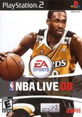 Playstation 2 - NBA Live 08