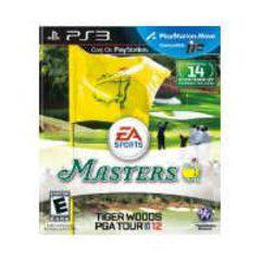 PS3 - Tiger Woods PGA Tour 12: The Masters
