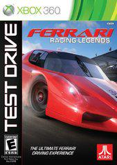 Xbox 360 - Test Drive: Ferrari Racing Legends