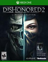 XB1 - Dishonored 2 Limited Edition