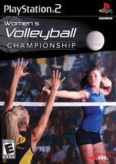 Playstation 2 - Women's Volleyball Championship