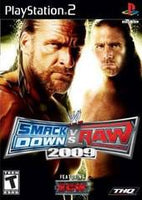 Playstation 2 - WWE Smackdown vs. RAW 2009