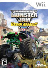 Wii - Monster Jam Urban Assault