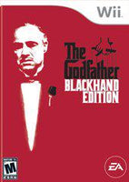 Wii - The Godfather: Blackhand Edition