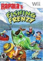 Wii - Rapala's Fishing Frenzy