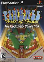 Playstation 2 - Pinball: Hall of Fame