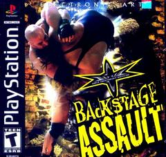 PLAYSTATION - WCW Backstage Assault