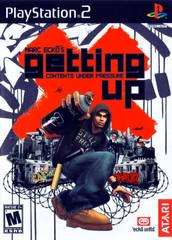 Playstation 2 - Marc Ecko's Getting Up: Contents Under Pressure