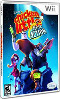 Wii - Chicken Little: Ace in Action
