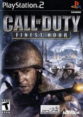 Playstation 2 - Call of Duty: Finest Hour