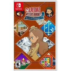 SWITCH - Layton's Mystery Journey