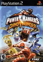 Playstation 2 - Power Rangers Dino Thunder