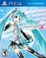 PS4 - Hatsune Miku: Project Diva X