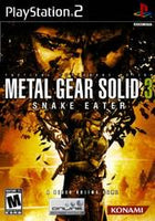 Playstation 2 - Metal Gear Solid 3 Snake Eater
