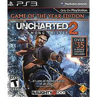 Playstation 3 - Uncharted 2 Among Thieves