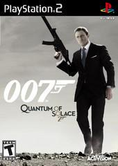 Playstation 2 - 007 Quantum of Solace