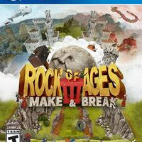 PS4 - Rock of Ages: Make & Break {NEW}