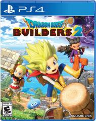 PS4 - Dragon Quest Builders 2 {NEW}