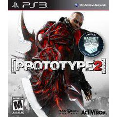 Playstation 3 - Prototype 2