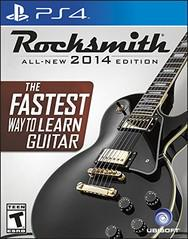 PS4 - Rocksmith: All New 2014 Edition