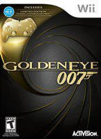 Wii - Goldeneye 007 {GOLD CONTROLLER BUNDLE}