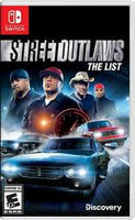 SWITCH - Street Outlaws: The List