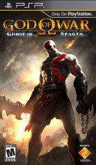 PSP - God of War: Ghost of Sparta