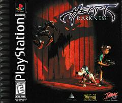 PLAYSTATION - Heart of Darkness