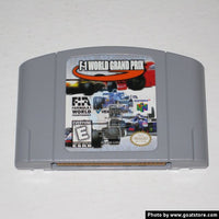 N64 - F1 World Grand Prix