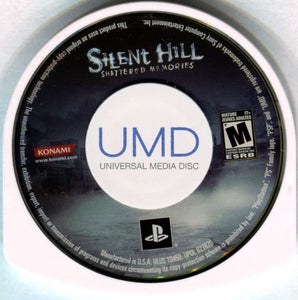 PSP - Silent Hill: Shattered Memories