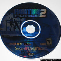 Dreamcast - Fighting Force 2