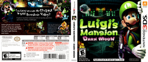 3DS - Luigi's Mansion Dark Moon