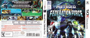 3DS - Metroid Prime Federation Force