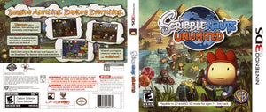 3DS - Scribblenauts Unlimited