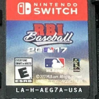 SWITCH - RBI Baseball 2017