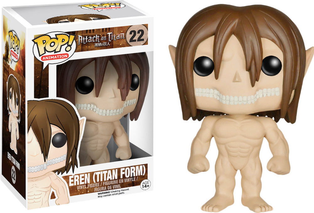 Funko POP! Eren (Titan Form) #22