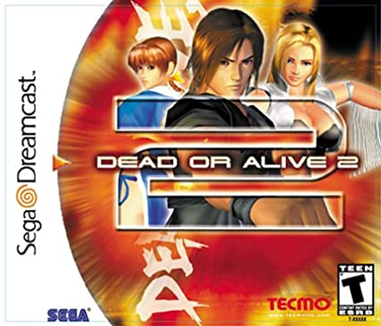 Dreamcast - Dead or Alive 2