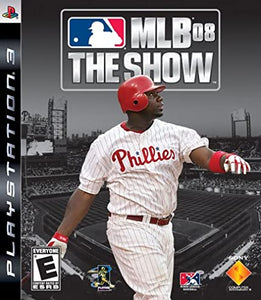 Playstation 3 - MLB The Show 08