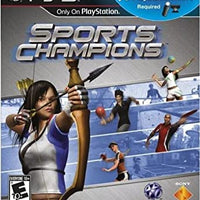 Playstation 3 - Sports Champions